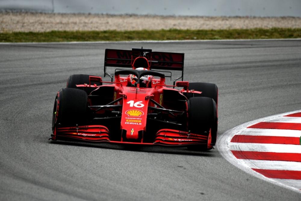 Charles Leclerc, GP Hiszpanii. Spanish GP